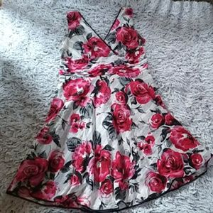 Fashion Bug sleeveless classy dress women's 14